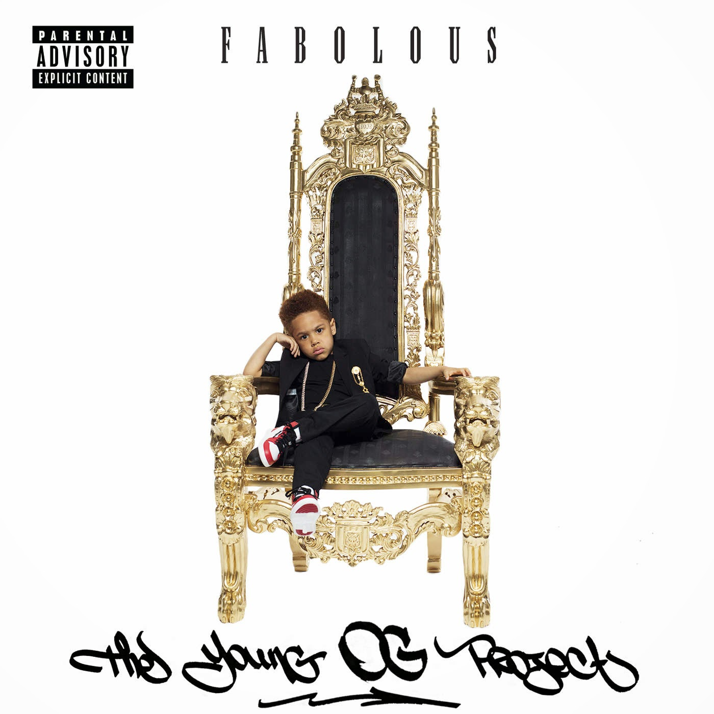 Fabolous - The Young OG Project  Cover
