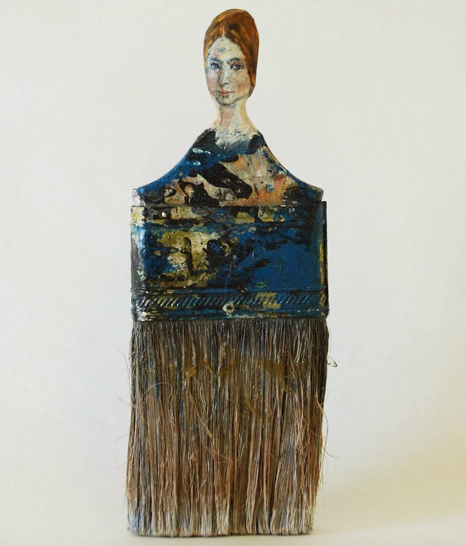 07-Untitled-Blue-Rebecca-Szeto-Rebirth-Paintbrush-Sculpture-www-designstack-co