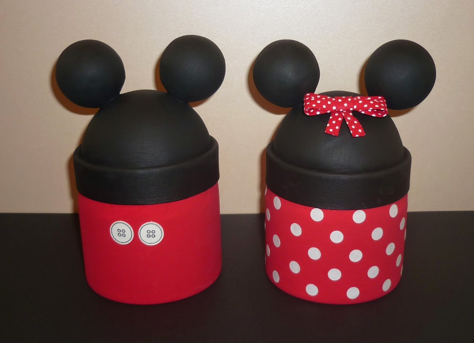 Minimandy. Golosinero. Mickey y Minnie Mouse. Souvenir. Candy Bar.