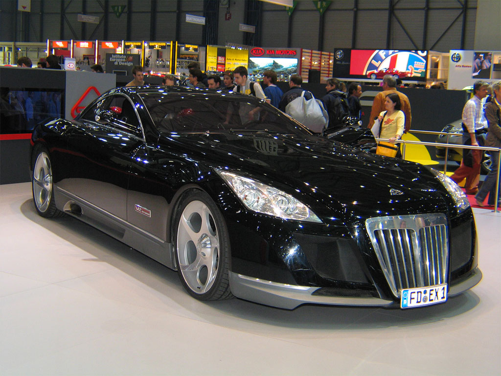 Maybach Exelero Pictures | Get
