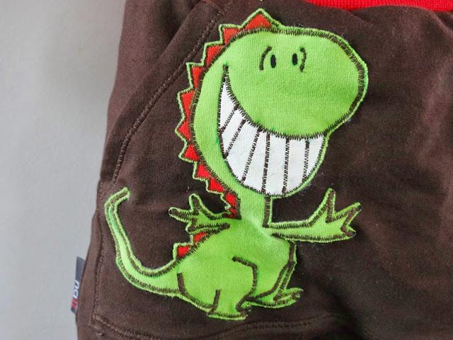 Pantalones Chris Dinosaurio