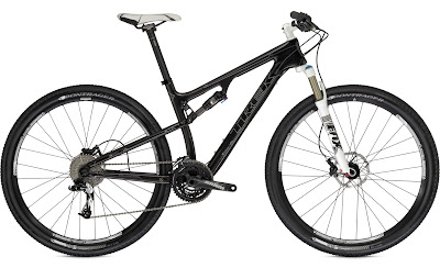 2013 Trek Superfly 100 SL 29er MTB FS Bike