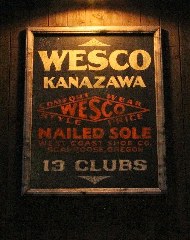 WESCO KANAZAWA ONLINESHOP