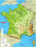 Pénestin sur la France (Carte des Editions Atlas). Mais avant de poursuivre