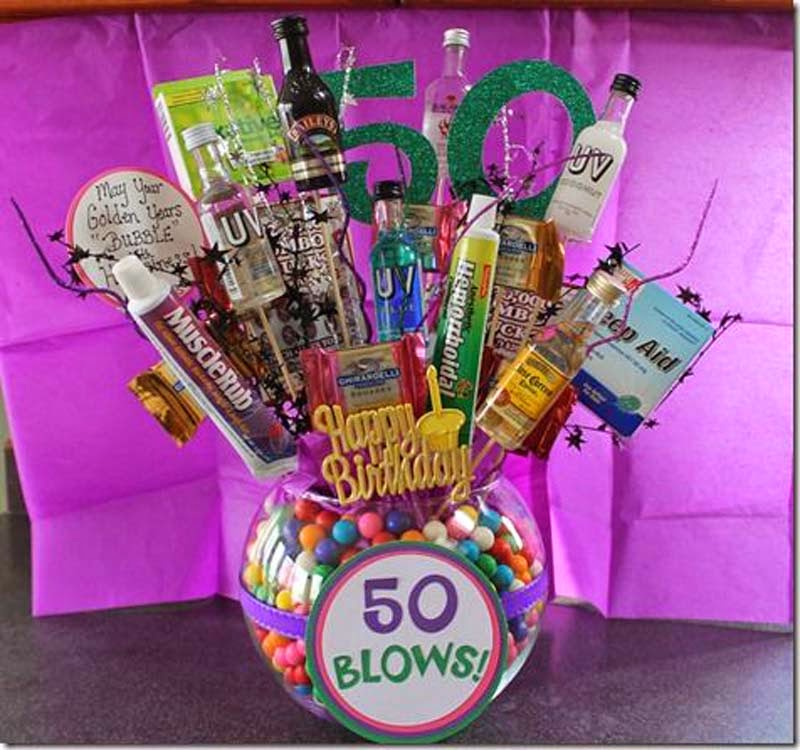 40th Birthday Ideas: 50th Birthday Gift Ideas On A Budget