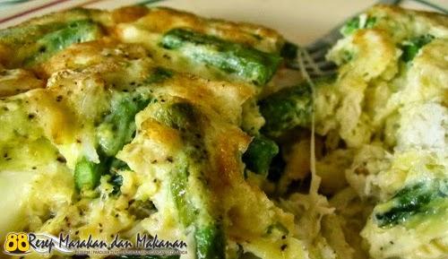 Resep Kepiting Omelet Enak