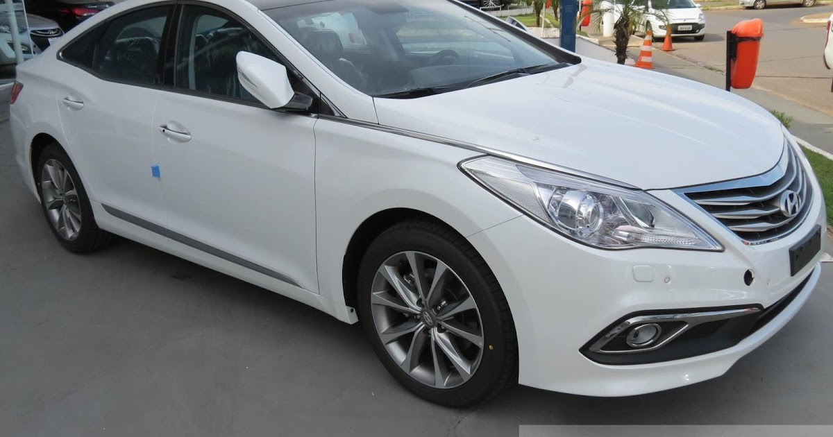 Novo Hyundai Azera 2015: preço, especificações e consumo