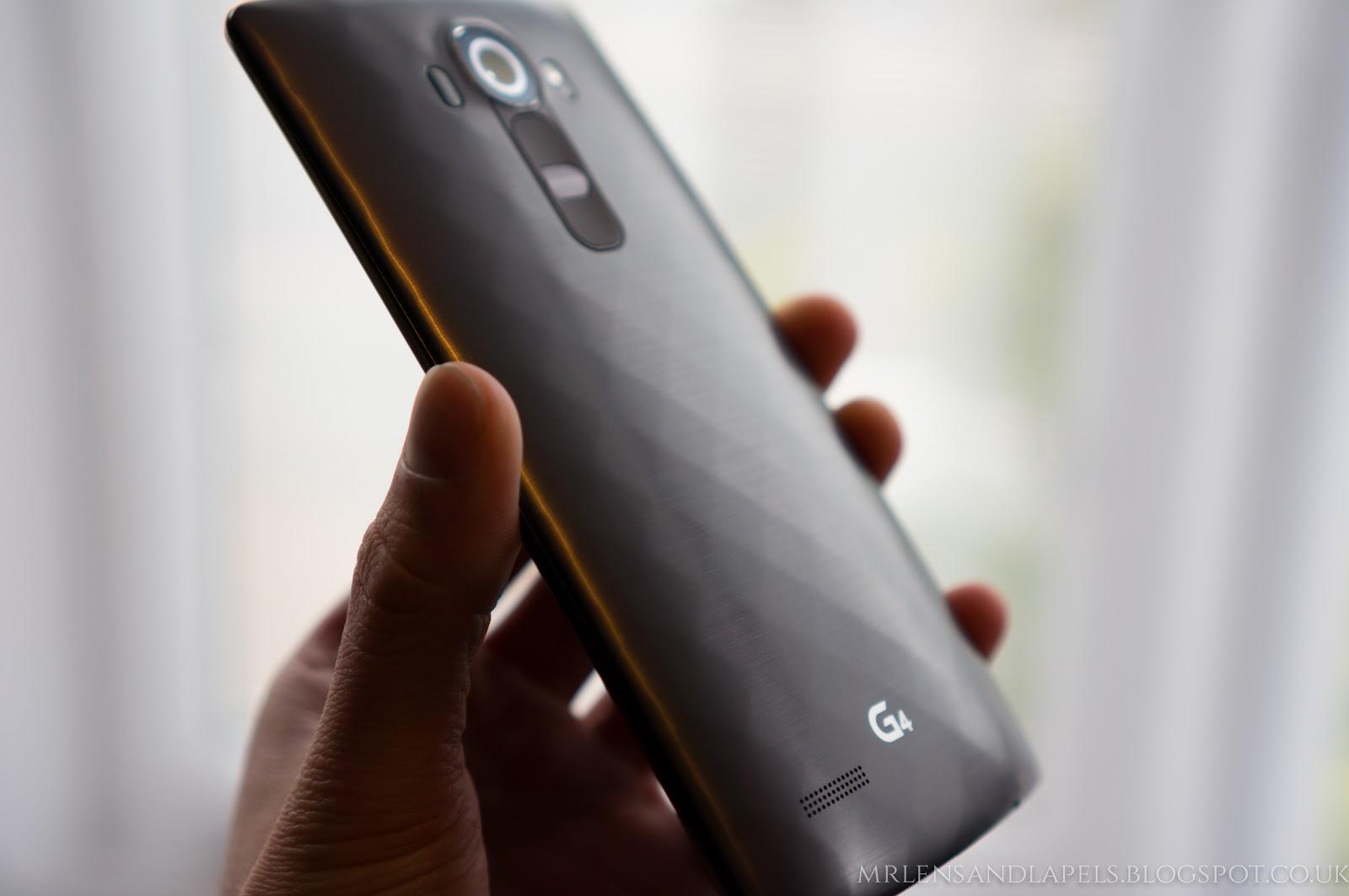 LG G4 back cover