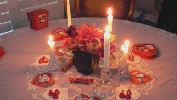 Mini tutos kimmy cosas romanticas - Detalles para cena romantica ...