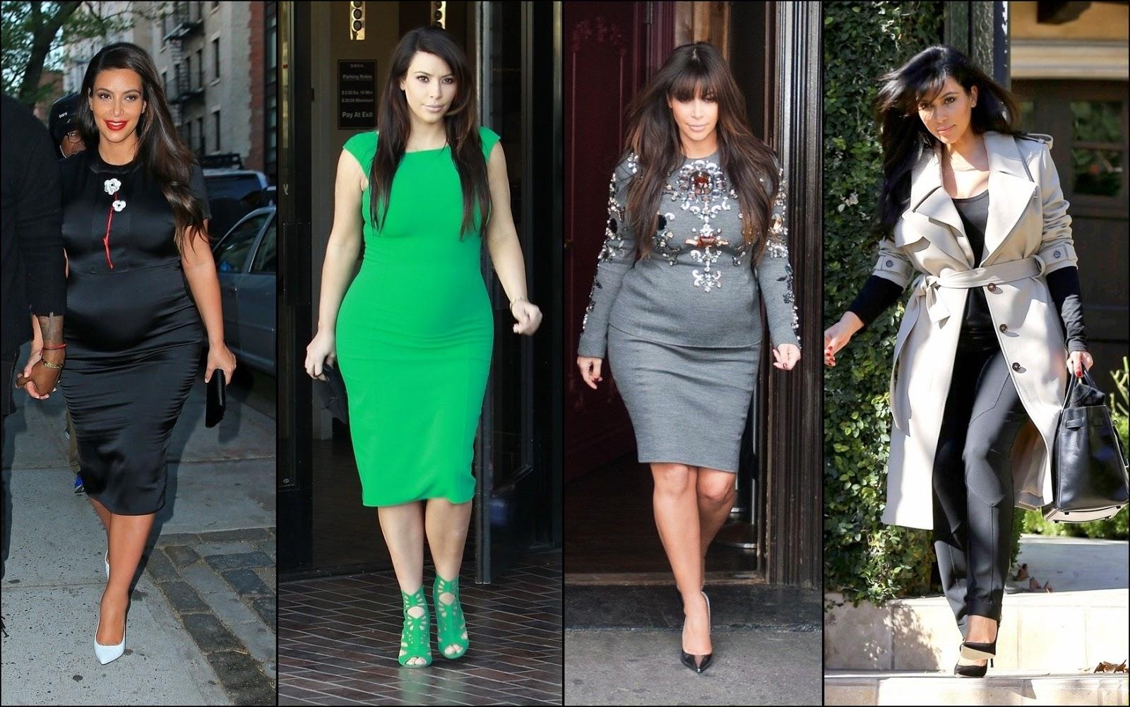Kim Kardashian Gibi Giyinmenin Sırrı