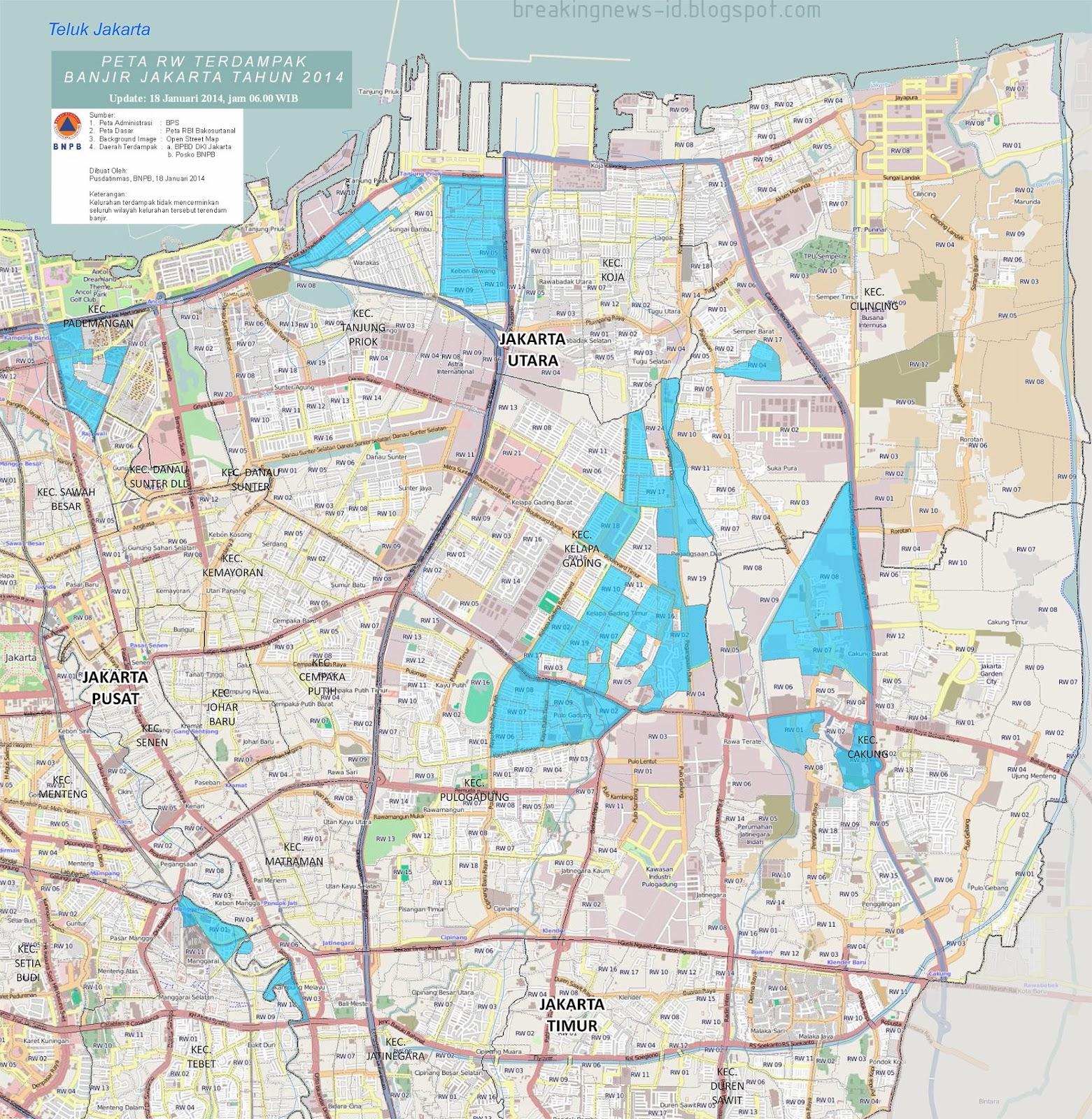1561 x 1600 · 839 kB · jpeg, Peta Dampak Banjir Jakarta Timur ...