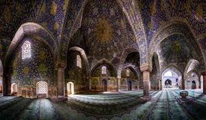 konstruksi-Masjid-Shah-Imam-Isfahan