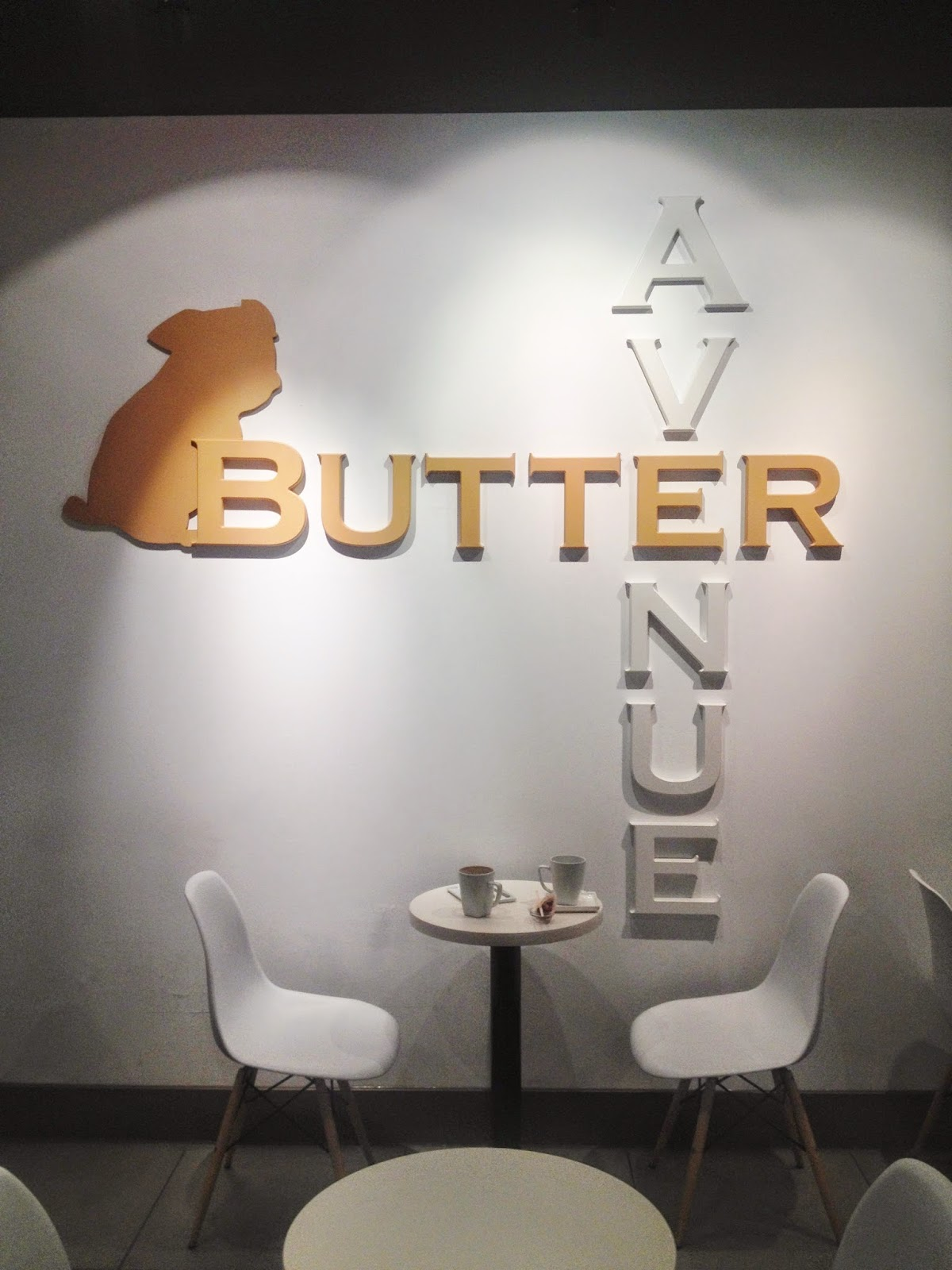 Butter Avenue, bijuleni