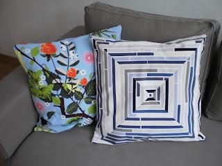 ����� ����� IKEA pillows 2012