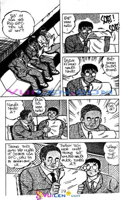 Jindodinho - Đường Dẫn Đến Khung Thành III  Tập 23 page 19 Congtruyen24h