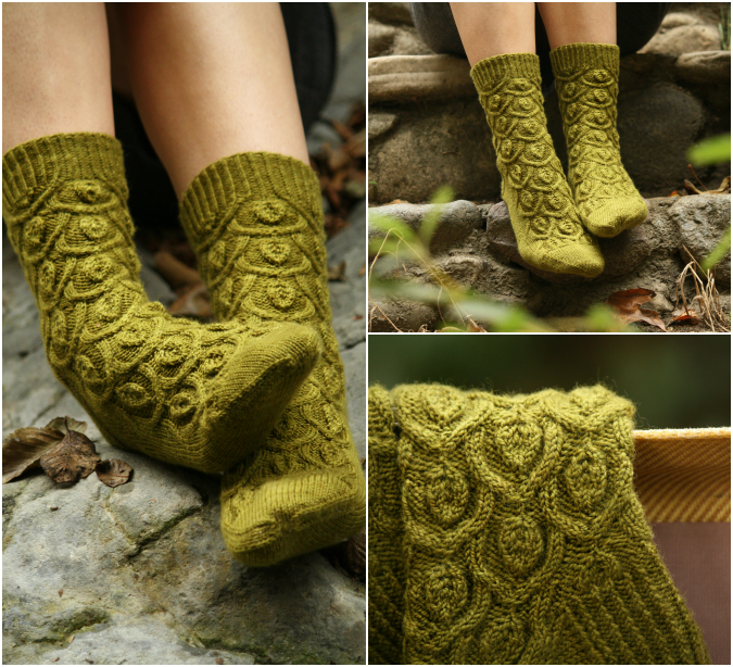 Never Not Knitting: Introducing... Botanical Knits!