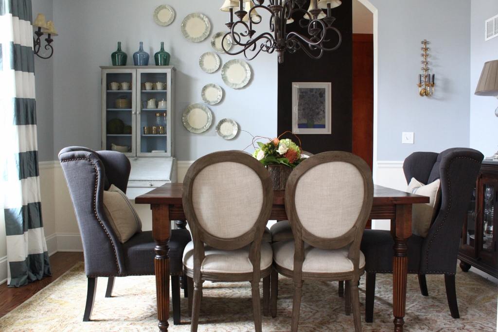 As Promised My Living Amp Dining Room Makeovers
