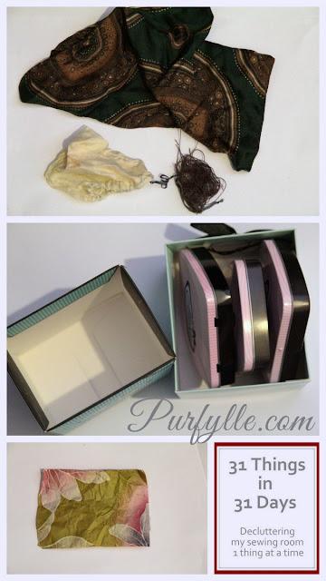 tins, box, pouch, paper bag