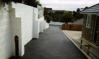 Tarmac Driveways Redruth Cornwall DJ Morford