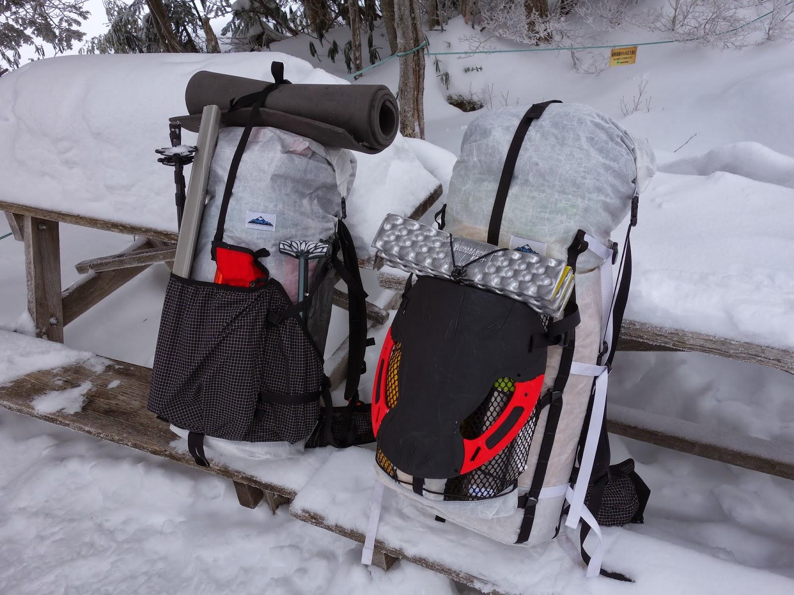 9Dream: 北八ヶ岳スノーハイク&キャンプ