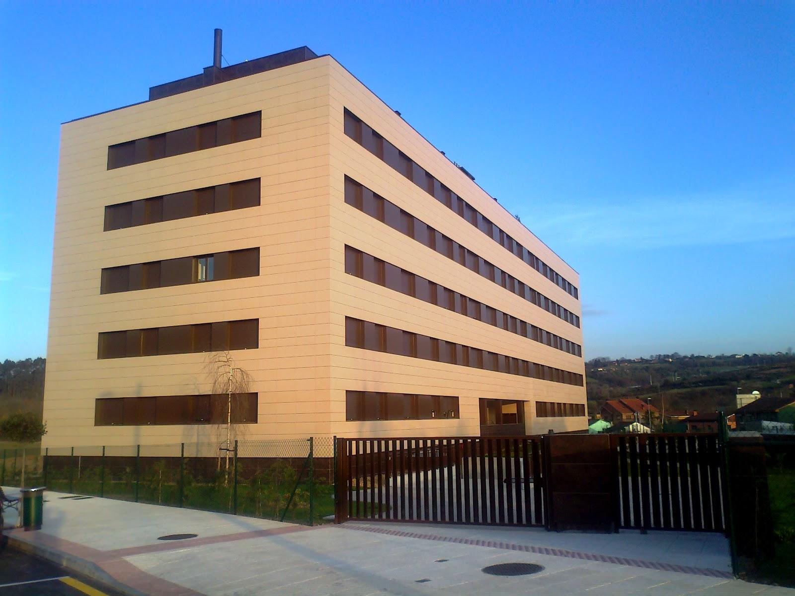 Bau estudio arquitectos edificio abedules en la lloral - Arquitectos oviedo ...