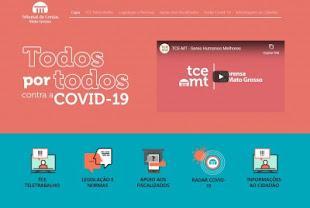 TCE-MT TRIBUNAL DE CONTAS DE MT