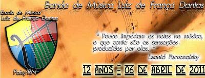 Escola de Música Luiz de França Dantas