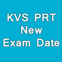 KVS PRT New Exam Date 2015