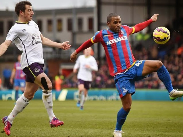 Crystal Palace 0-1 Everton (Premier League)