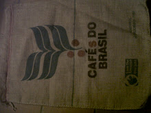 TEJIDO SACO DE CAFE BRASIL