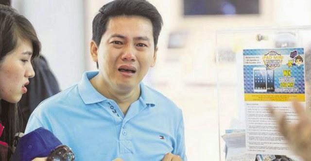 Cửa hàng Mobile Air phải đóng cửa sau khi lừa đảo người Việt