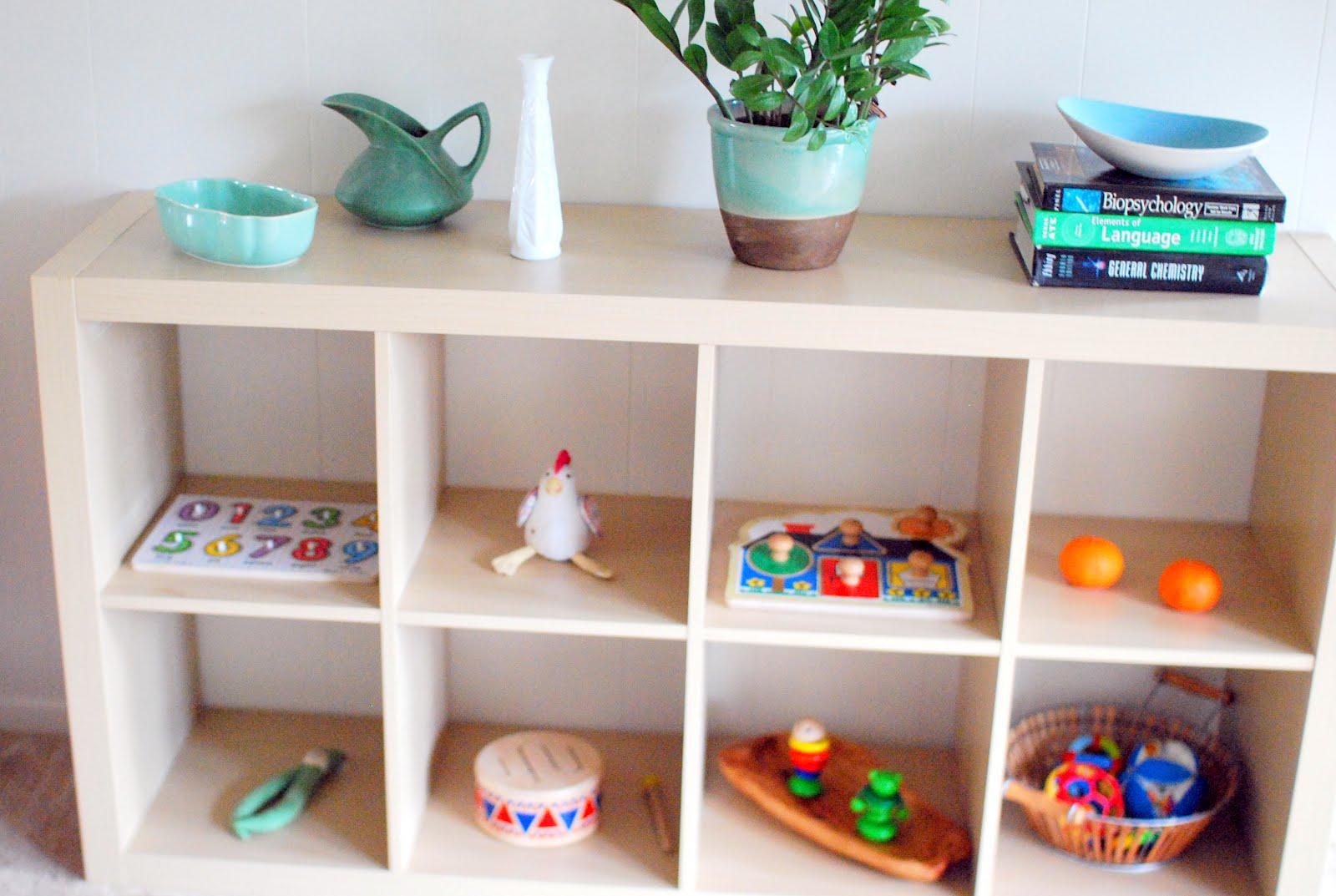 Feeding The Soil Montessori Home Tour Living Room