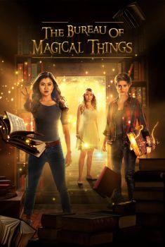 O Clube das Coisas Mágicas 1ª Temporada Torrent - WEB-DL 720p Dual Áudio