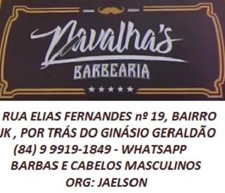 NAVALHAS BARBEARIA