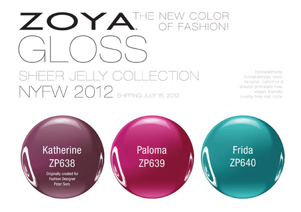 Zoya Nail Polish Jelly 59