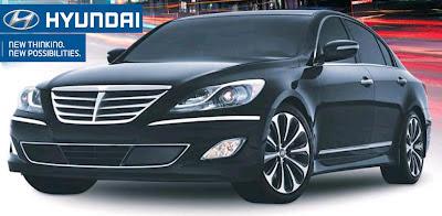 Hyundai 2012 Genesis 3.8L