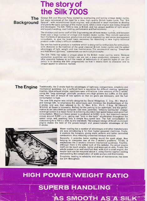 Silk 700S Brochure