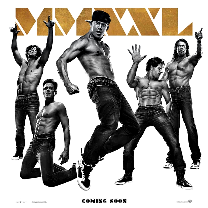 Póster: Magic Mike XXL