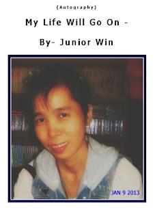 My Life Will Go On – Junior Win အီးဘြတ္ အေမဇုုံမွာ တင္ျပီ