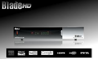 NOVA ATUALIZAÇÃO BLADE HD - 16/06/2012
