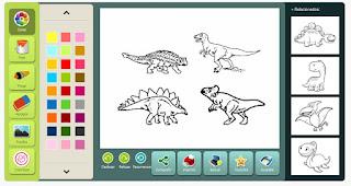 http://animais.colorir.com/dinossauros/dinossauros-de-terra.html