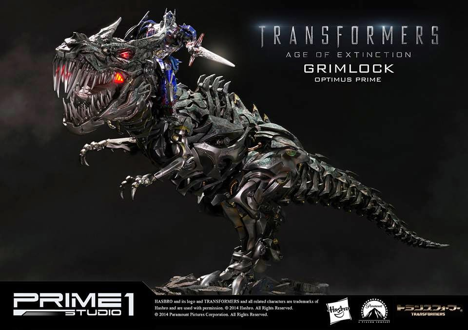 transformers age of extinction mmtfm 05 grimlock optimus prime