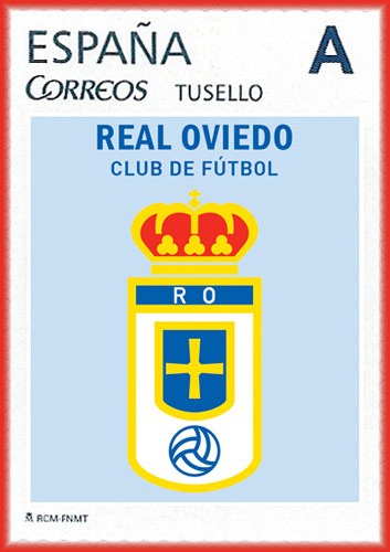 Sello Real Oviedo