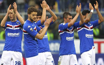 Sampdoria-Sassuolo streaming 30 maggio