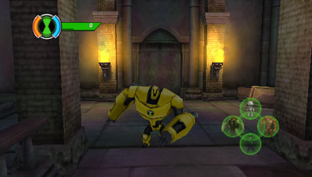 Ben 10 Ultimate Alien Cosmic Destruction Free Download PSP Game Full