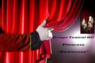 Grupo Teatral 80 se vuelve a presentar el sábado 10 en la Biblioteca Popular