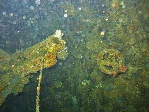 Inilah Yang Ditemukan Arkeolog pada Kapal Selam Nazi Jerman di Laut Jawa