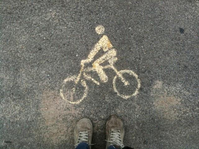 bike path by betitu