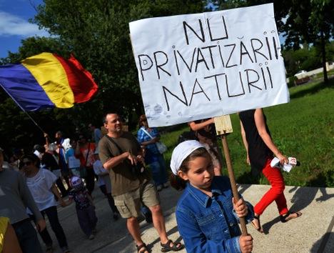 Marchas contra Monsanto por todo el mundo el 25 de Mayo 2013 Monsanto+Rumania