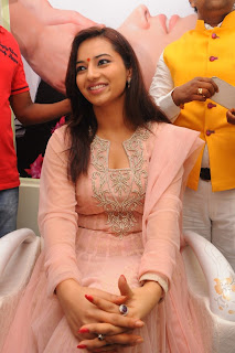 Isha Chawla Pictures in Salwar Kameez at De Charms Spa n Salon Launch  0023.jpg